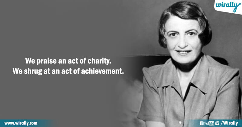 4.Quotes from Ayn Rand's