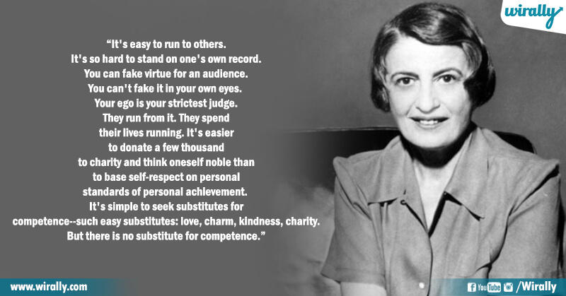 5.Quotes from Ayn Rand's