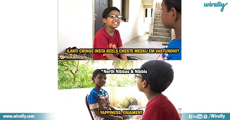5.Yappiness, Enjament memes