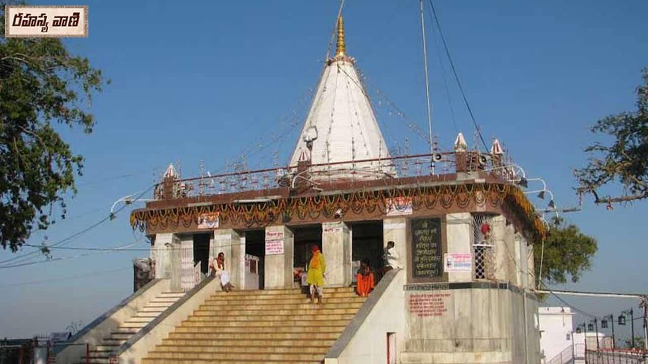 శారద మాతా ఆలయం