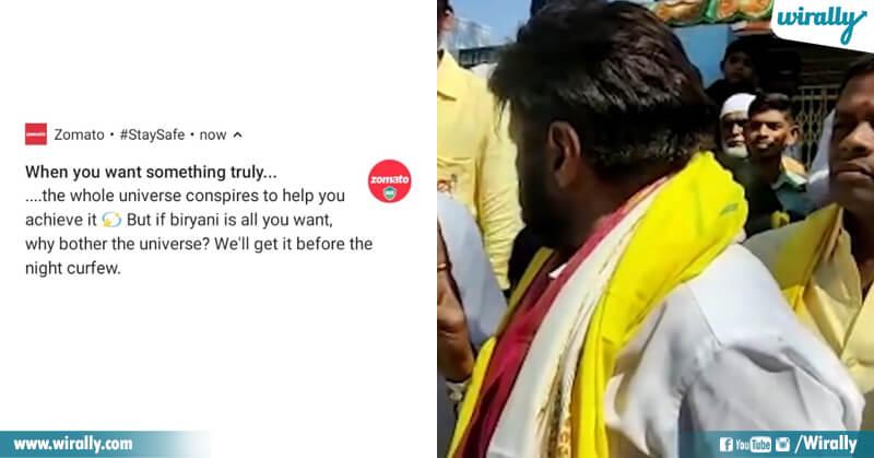 6.Zomato Notification, Balayya Babu Reaction