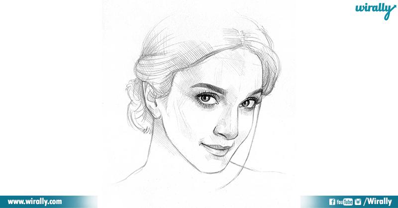 7.Pencil Sketches