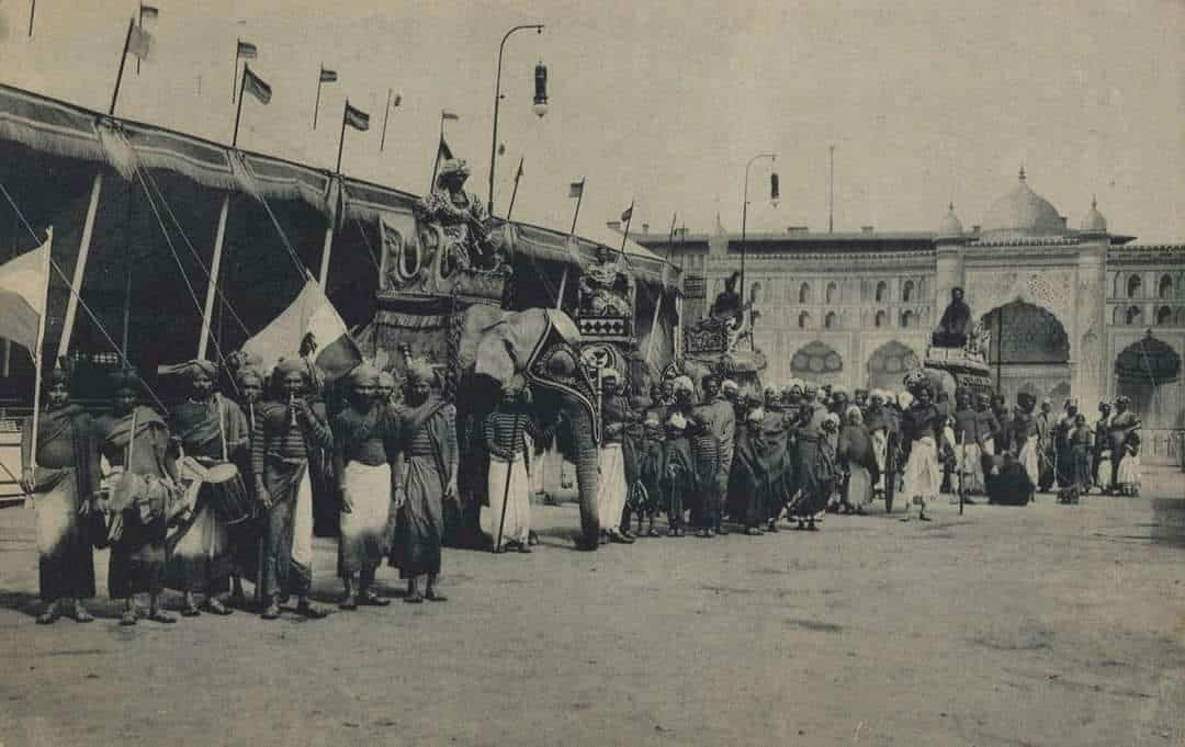 7.Vintage Pics Of Our India