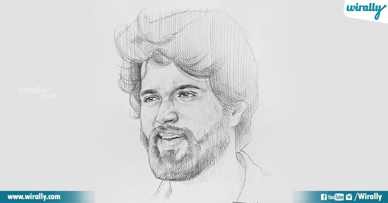 9.Pencil Sketches