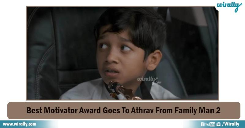 Athrav From Family Man 2