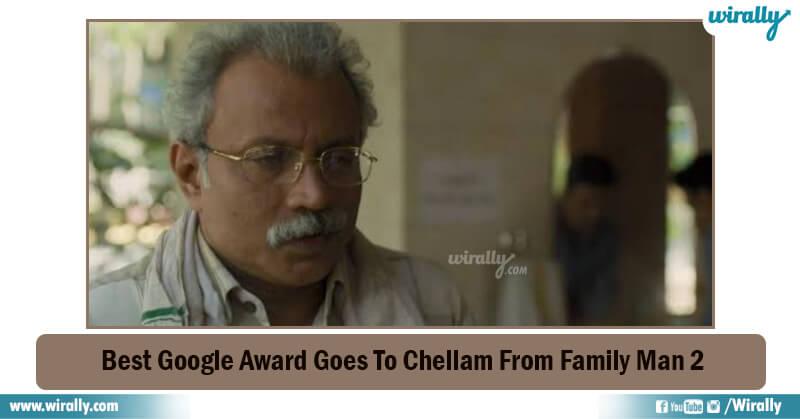 Chellam From Family Man 2