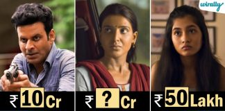 Family man 2 actors salary