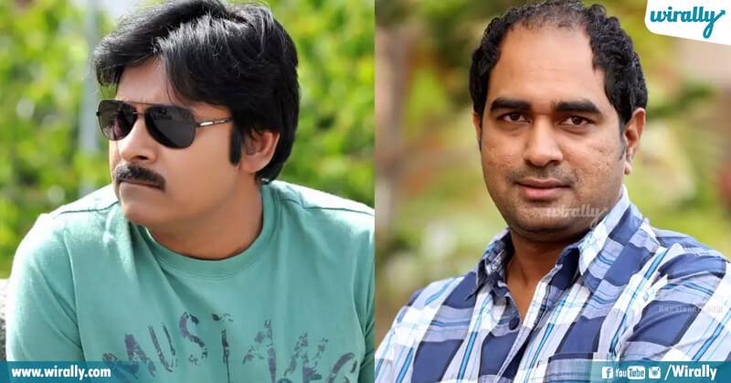 Pawan Kalyan & Krish