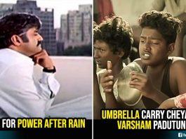 Problems during Rains