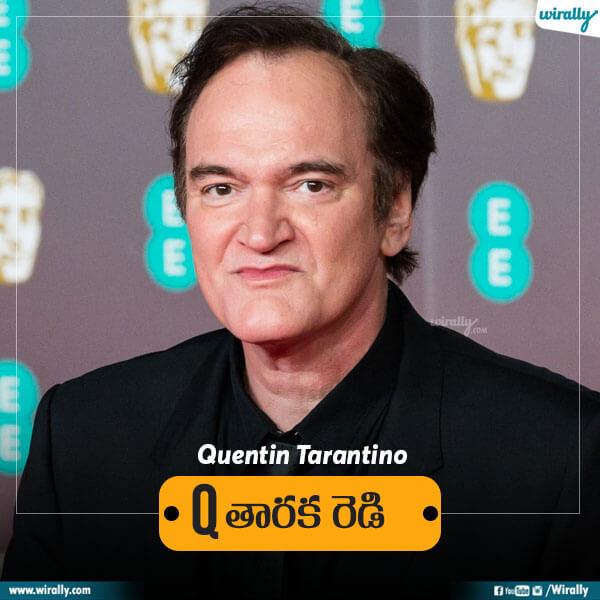 Quentin Tarantino - Q