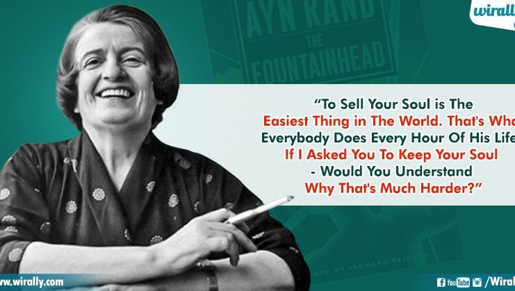 Quotes from Ayn Rand's