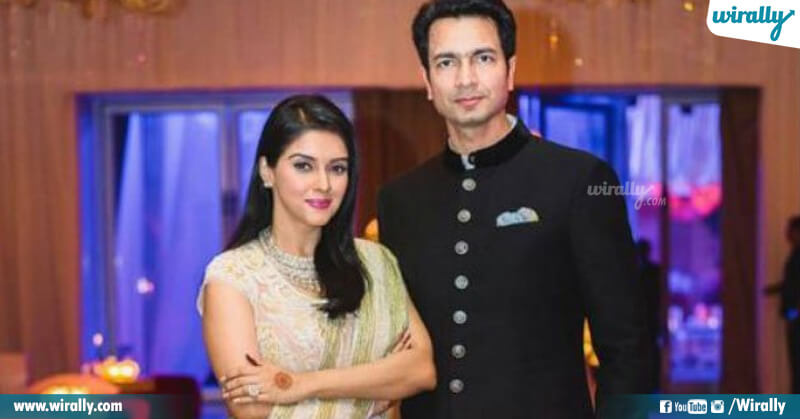 Rahul Sharma & Asin