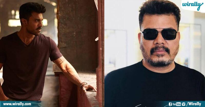 Ram Charan & Shankar