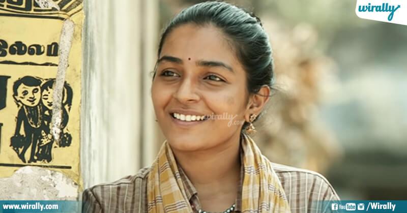 Ranjisha Vijayan