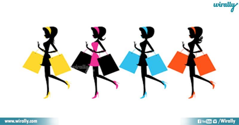 Shopaholic Girl