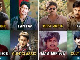 Telugu Heroes best movies