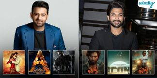 Tollywood heroes next projects