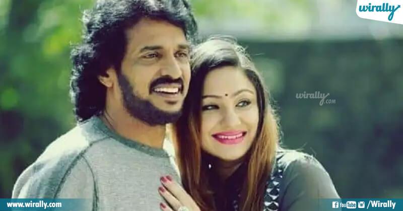 Upendra & Priyanka
