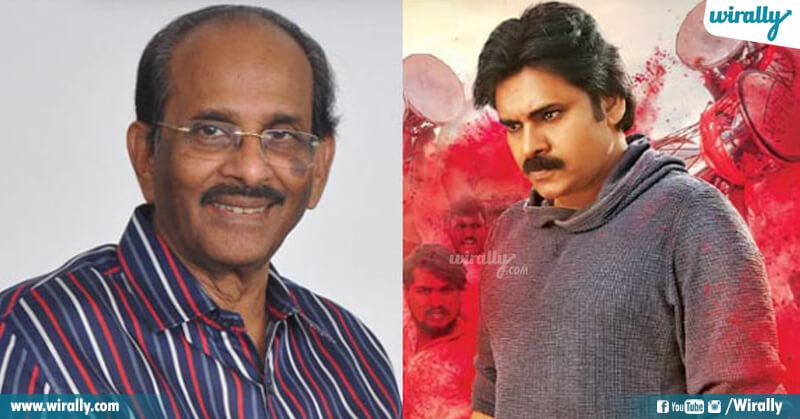 Vijayendra Prasad and pawan kalyan