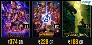 colletions of hollywood movies in india