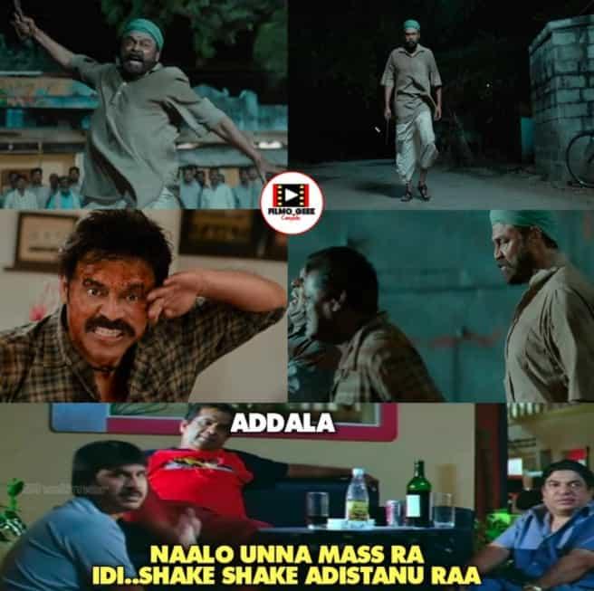 10.Narappa trailer memes