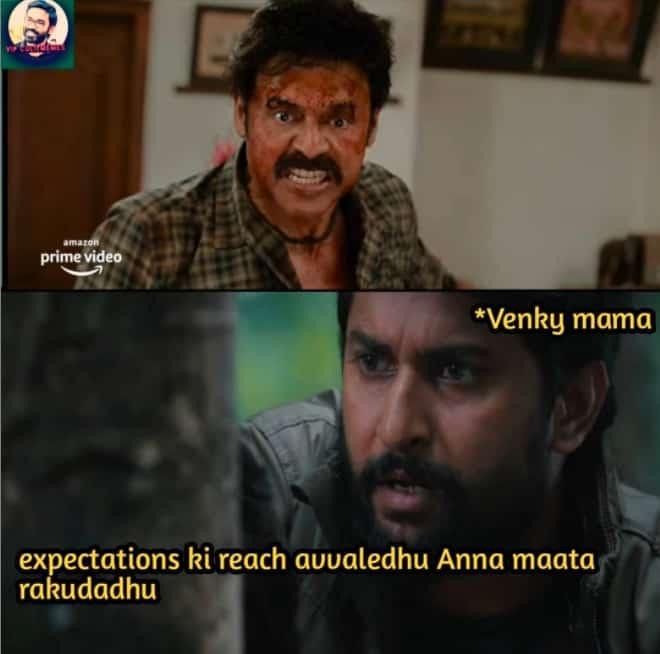 11.Narappa trailer memes