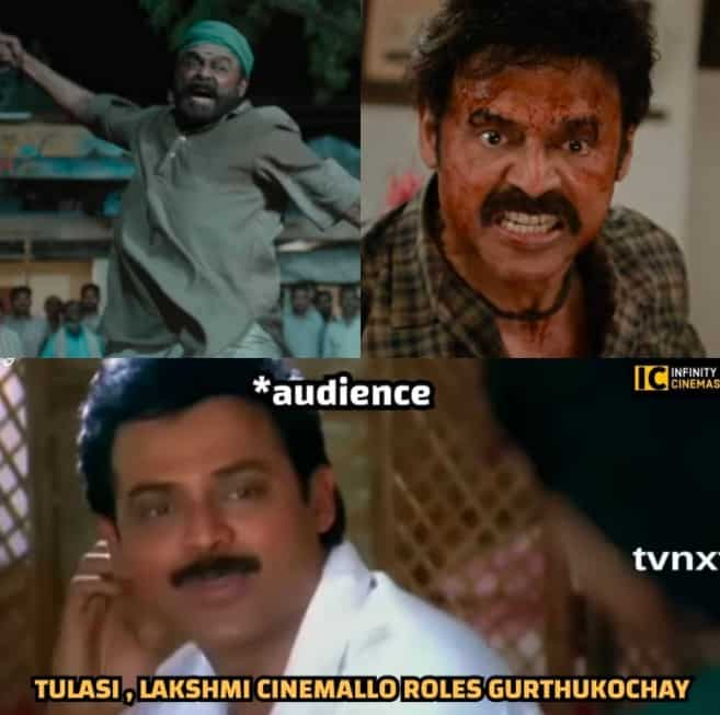 14.Narappa trailer memes