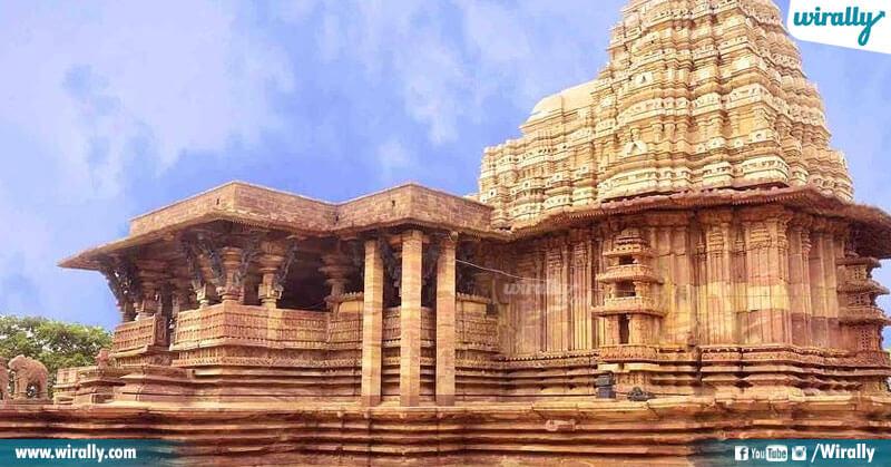 3.Ramappa Temple