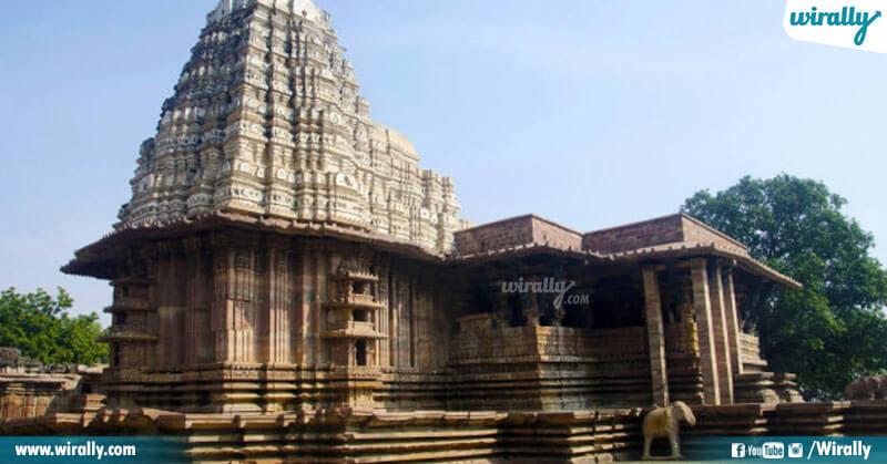 4.Ramappa Temple