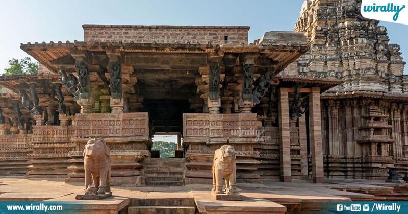 6.Ramappa Temple