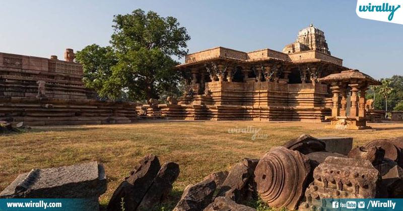 7.Ramappa Temple