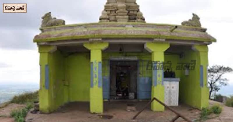 Mysteries Of Sivaganga Temple
