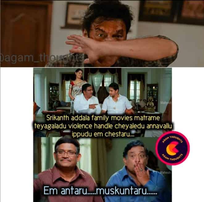 8.Narappa trailer memes