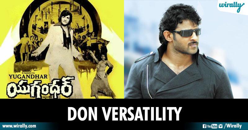 Don Versatility Yugandhar - Billa