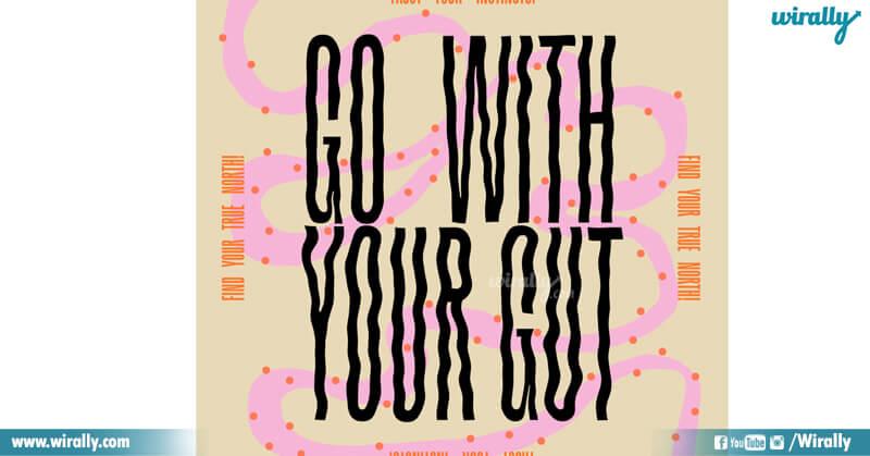 Go with gut feeling
