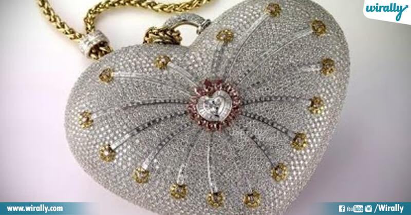 Mouawad 1001 Night's Diamond Purse
