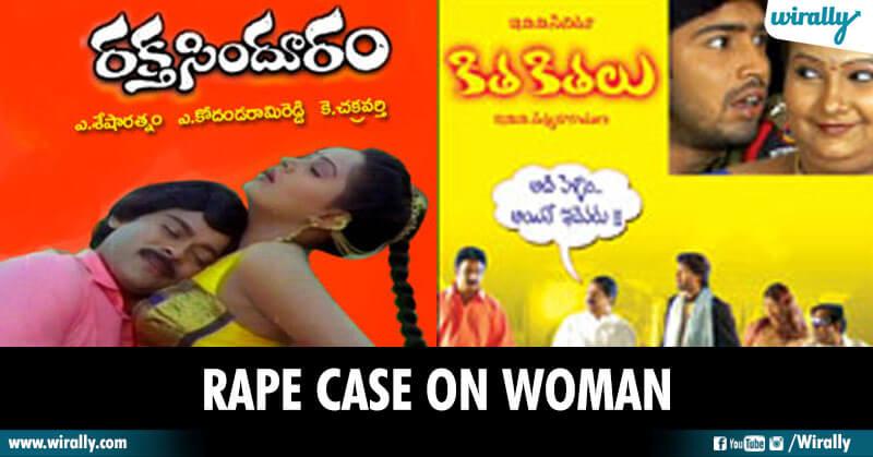 Rape case on woman