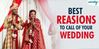 Reasons To Call Off Your Wedding