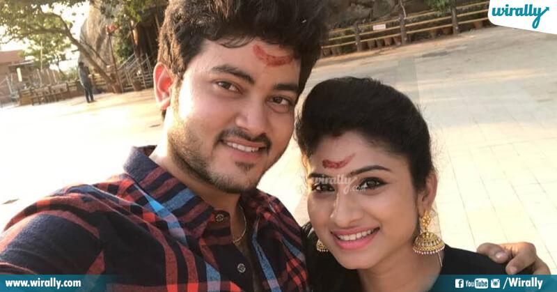 Siddarth Varma & Vishnu Priya