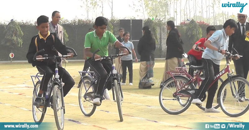 Slow Cycling