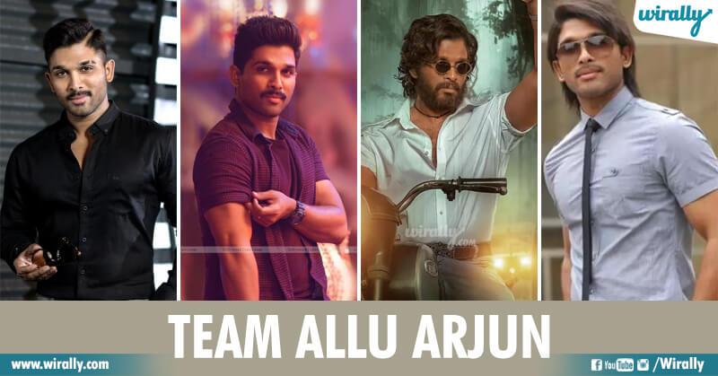 Team Allu Arjun
