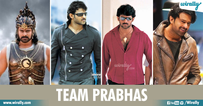 Team Prabhas