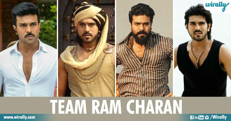Team Ram Charan