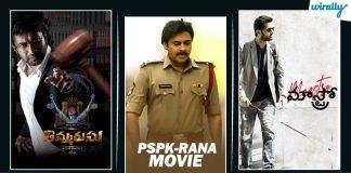 Telugu Remakes Of Indian Movies