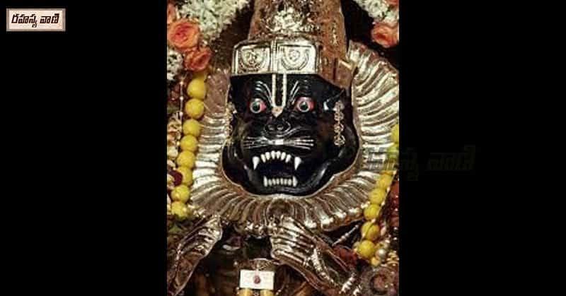 Narasimha Avatar killed Hiranyakasipu