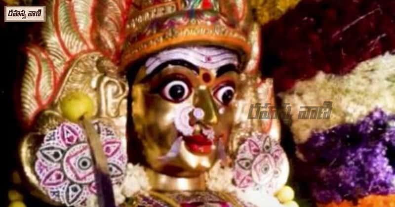 Uniqueness of Pendli Gangama Temple