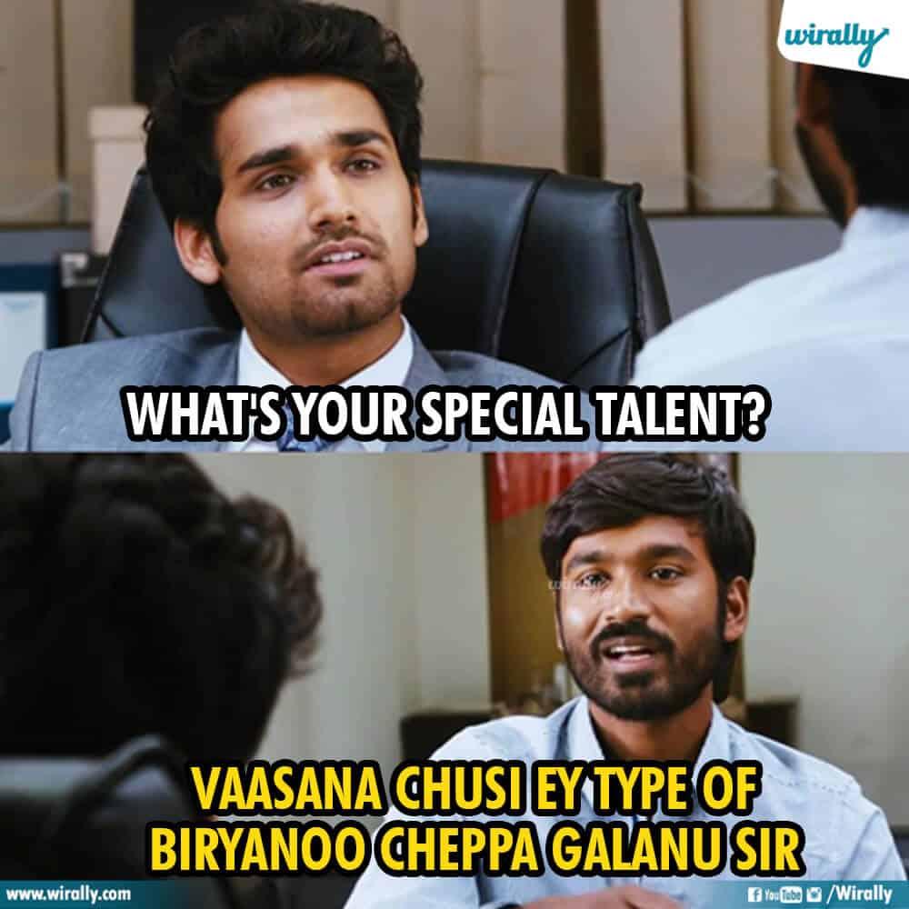 1.Raghuvaran B.Tech memes