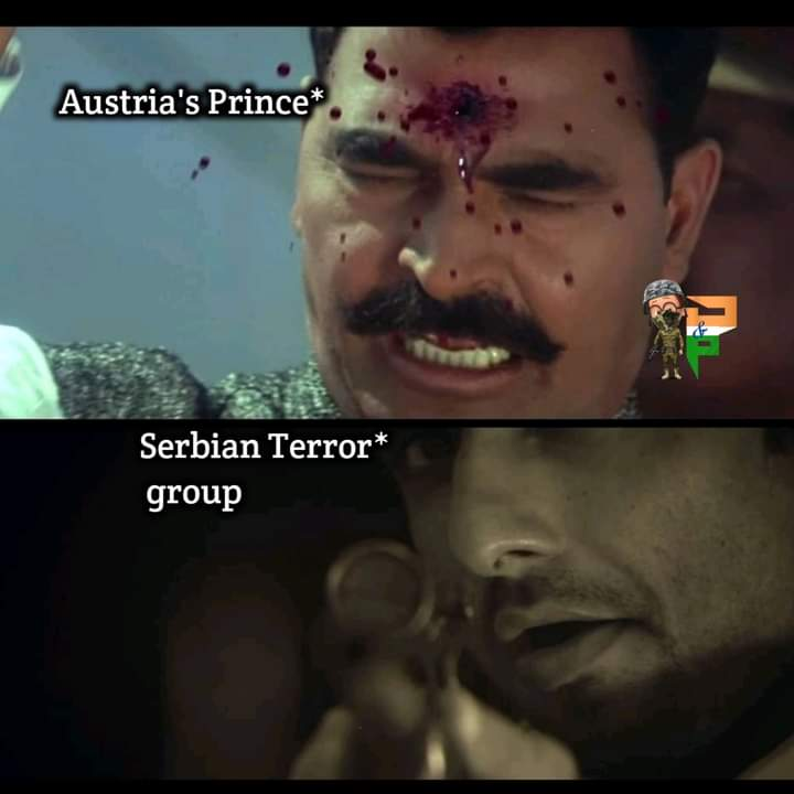 1.WW1 Memes