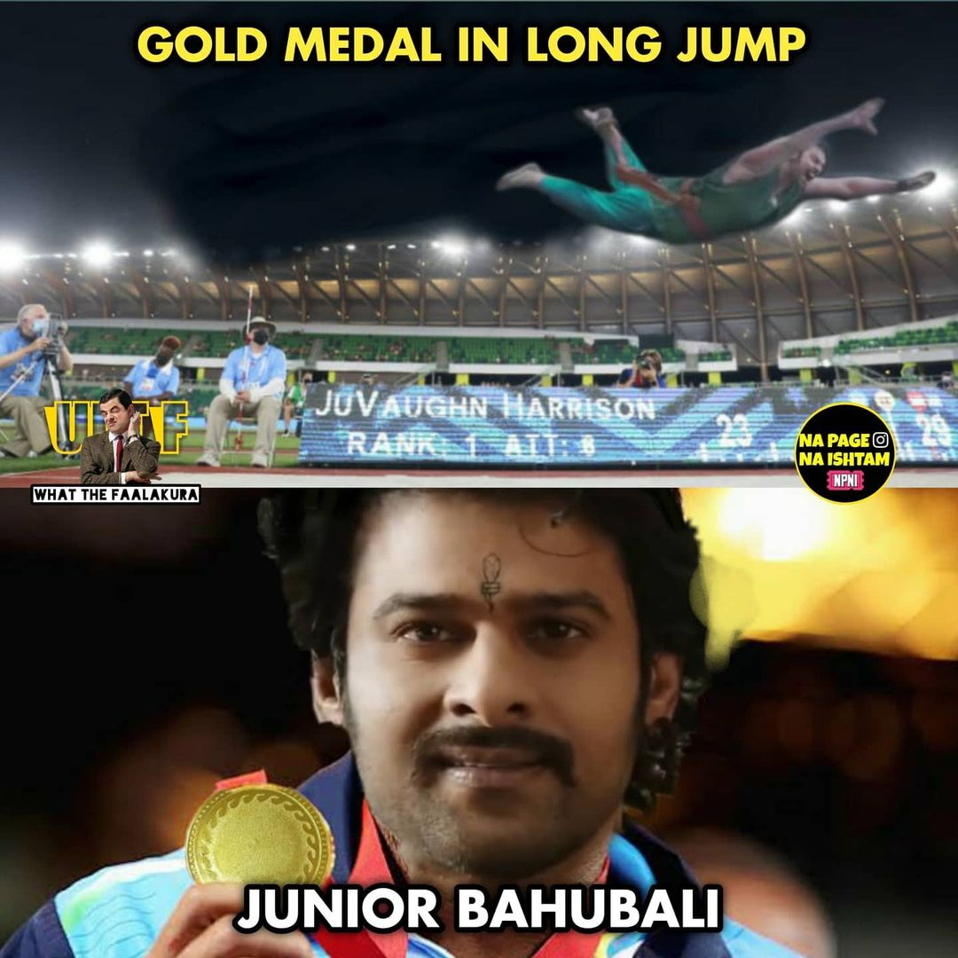 1.olympics memes ft tollywood charecters