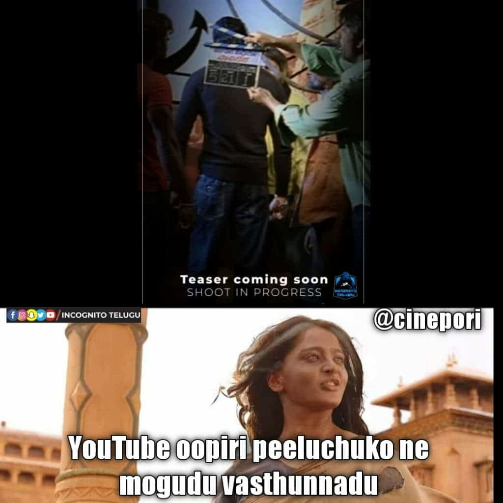 10.Memes On Commercial Movies